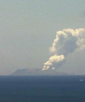 Aussie Dad Dies After NZ Volcano Eruption