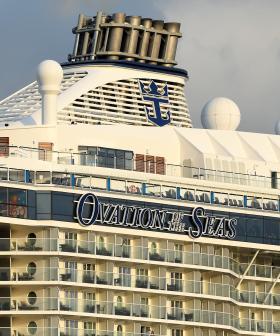 Cruise Ship's Sad Return To Sydney From New Zealand