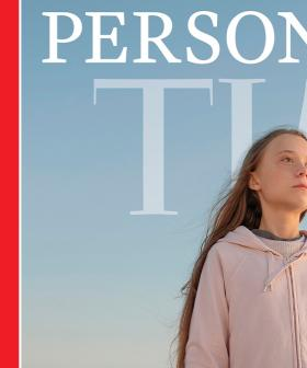 Greta Thunberg Named Time's Person Of The Year
