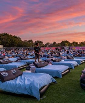 Crawl Into Bed For Movies Under The Stars In Sydney This Summer