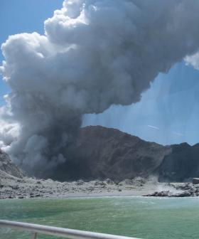 NZ Volcano Victim Dies In Australian Hospital