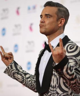 Robbie Williams Just Topped The Aussie Charts Again