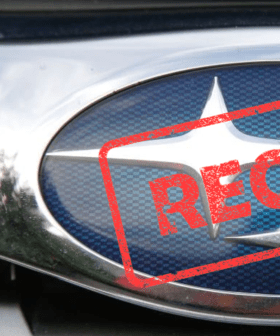Major Recall On Subaru Vehicles Over 'Excessive Smoke' Problems
