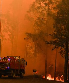 Fire Conditions Set To Worsen Ahead Of New Year's Eve