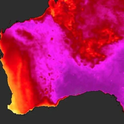 Australia Breaks It's Hottest Day Record The VERY NEXT DAY, And Could Do It Again Today