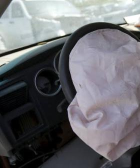 Another 78,000 Vehicles Recalled Over Faulty Airbags Used By EIGHT Car Makers