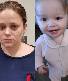 Police Issue Amber Alert For Missing 15-Month-Old Girl From Sydney's West
