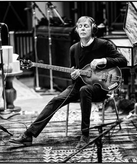 Paul McCartney Has Recorded A Christmas Album!