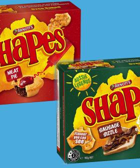 Arnott's Unveils Meat Pie And Sausage Sizzle Flavours In New Aussie Range