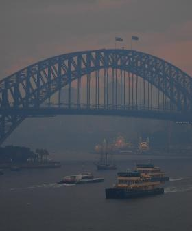 Sydney Set For More 'Poor' Air Quality From Bushfires