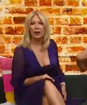 """Repulsive"": Kerri-Anne Kennerley Slammed For ""Slut-Shaming"" Young Reporter Live On Air"