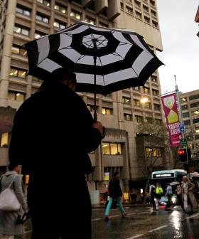 Bureau Of Meteorology Predict NSW Rainfall To Last Until Monday