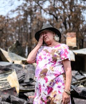 Total Homes Lost In NSW Fires Hits 2400