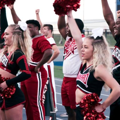 You Can Finally Watch Navarro College's Full Cheer Routine On YouTube