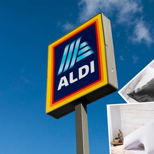 Bed Heads! ALDI Is Selling $40 Silk Pillowcases