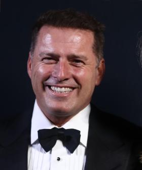 """I'm Definitely Having A Baby"": Karl Stefanovic On Being A Dad At 45"
