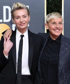 http://Portia%20de%20Rossi%20(L)%20and%20US%20comedian%20Ellen%20DeGeneres%20arrives%20for%20the%2077th%20annual%20Golden%20Globe%20Awards%20on%20January%205,%202020,%20at%20The%20Beverly%20Hilton%20hotel%20in%20Beverly%20Hills,%20California.%20(Photo%20by%20VALERIE%20MACON%20/%20AFP)%20(Photo%20by%20VALERIE%20MACON/AFP%20via%20Getty%20Images)