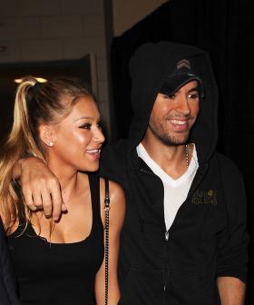 Anna Kournikova & Enrique Iglesias Pregnant Again!