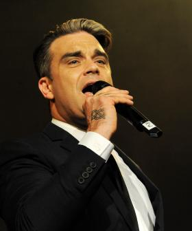 Robbie Williams Is Coming To Australia For A One-Off Show In March 2020