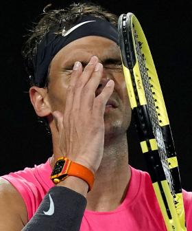 Rafael Nadal Knocked Out Of Australian Open