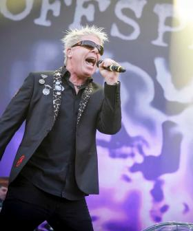 The Offspring To Come Out And Play For Aussie Tour