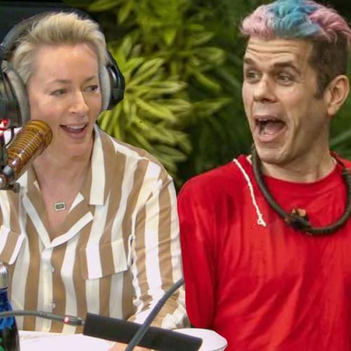 Gossip Guru Perez Hilton Expresses His Love For Miguel Maestre... And Amanda Keller?