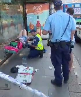 Multiple Injured After Bus Crashes Into Stand In Sydney CBD