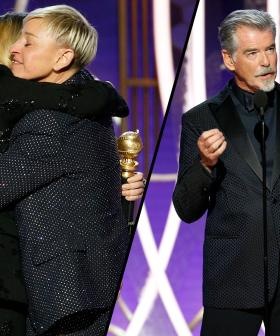 Hollywood Stars Send Support To Australia At The 2020 Golden Globes