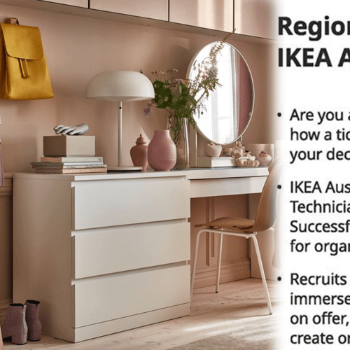 ATTN Neat Freaks: You Could Get Paid The Big Bucks To Tidy Homes For IKEA