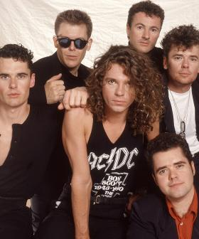 'The Very Best Of INXS' Named #1 Aussie Album Of The Decade