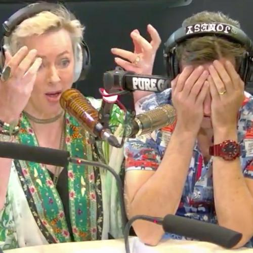 Amanda Keller's (Excrutiatingly) Embarrassing Car Story