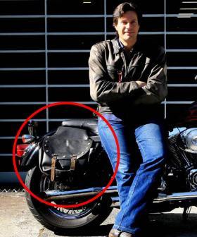 LOST: Help Brendan 'Jonesy' Jones Find His Motorcycle Saddlebags