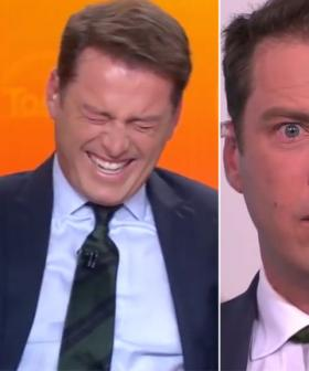 Today's Allison Langdon Confirms Karl Stefanovic Has Hair Plugs