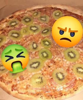 Just When You Thought Pineapple On Pizza Was Settled, Along Comes Kiwifruit Pizza