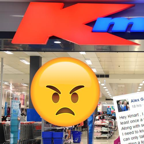 This Complaint Made To Kmart Is Probably The Most Relatable Thing You'll See Today