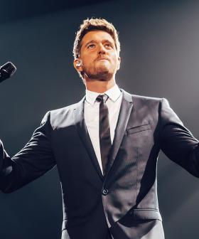 Michael Bublé Joins All-Star Lineup For Fire Fight Bushfire Relief Concert