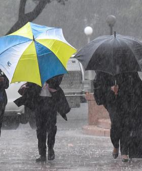 New South Wales To Be Battered With Rain Over The Next Week