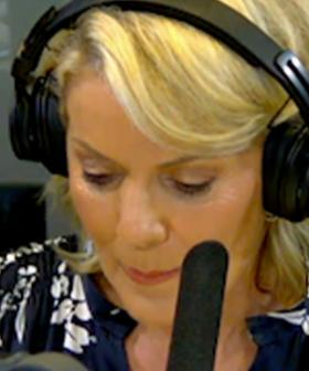 The Emotional Moment Sandra Sully Cried On Air