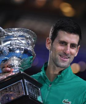 Novak Djokovic Wins Eighth Australian Open