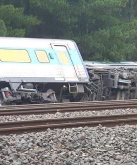 Two Dead, Twenty Unaccounted For In Horror Sydney-Melbourne Train Crash