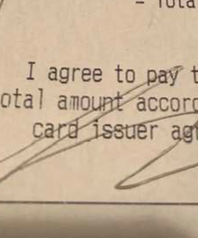 """""""Amazing"""": The Incredible Gesture Made By A Billionaire To His Waitress At A Restaurant"""