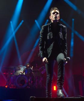 Brandon Flowers Reveals His Favourite Killers Song And It's Not Mr Brightside