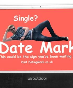 Single Man Hires Billboard In Quest To Find Love