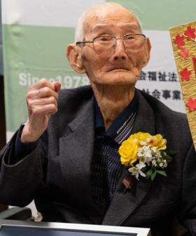 World's Oldest Man, Whose Secret To Long Life Was Smiling, Dies At 112