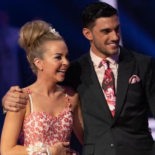 Angie Kent Opens Up About Her Shock Elimination From 'Dancing With The Stars'