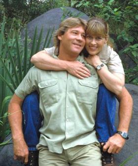 """Love is Forever"": Terri Irwin Celebrates 28th Anniversary To Late Husband Steve Irwin"