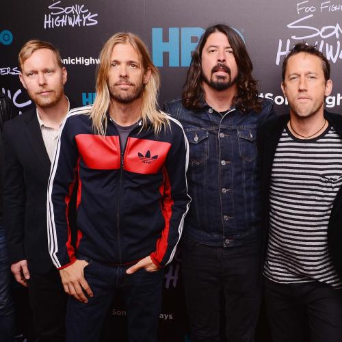 Dave Grohl Confirms The New Foo Fighters Album Is Complete