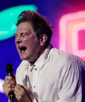 k.d. lang's Powerful Performance At Fire Fight Australia Leaves Audiences In Tears