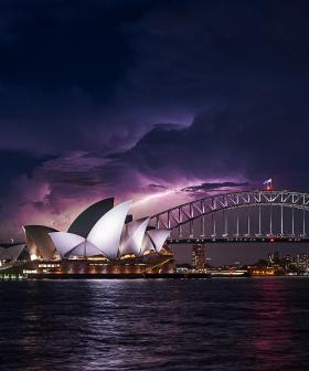 Dangerous Storms And Flash Flooding Forecast For NSW