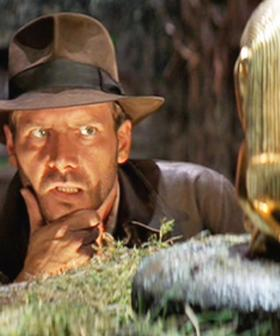 Harrison Ford Leaks Confidential Details About the New 'Indiana Jones 5' Movie